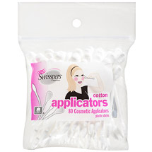 Swisspers Cotton Cosmetic Applicators