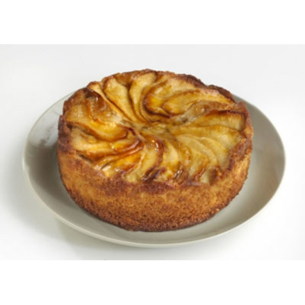 Tuscan Rustic Apple Cake