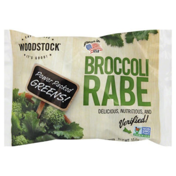 Woodstock Farms Natural Broccoli Rabe