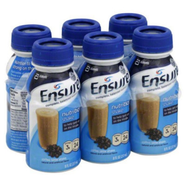 Ensure Plus Coffee Latte Nutrition Shake