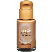 Maybelline Dream Liquid Make-up NUDE BEIGW