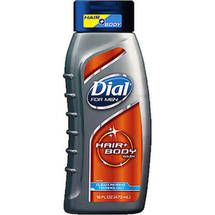 Dial For Men Hair and Body Wash