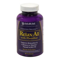 MRM Relax-All With Phenibut Vegan Capsules