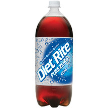 Diet Rite Pure Zero Coke