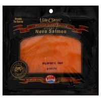 Vita Classic Sliced Smoked Atlantic Nova Salmon