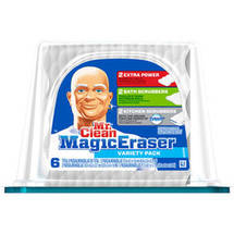 Mr. Clean Magic Eraser Variety Tub