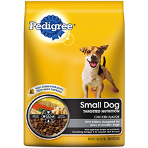 Pedgree Small Breed Dog Food