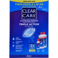 Clear Care Disinfecting Solution