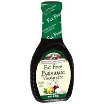 Maple Grove Farms Fat Free Balsamic Vinaigrette Dressing 8 Fl Oz