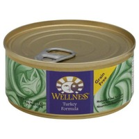 Wellness Natural Food For Cats Turkey