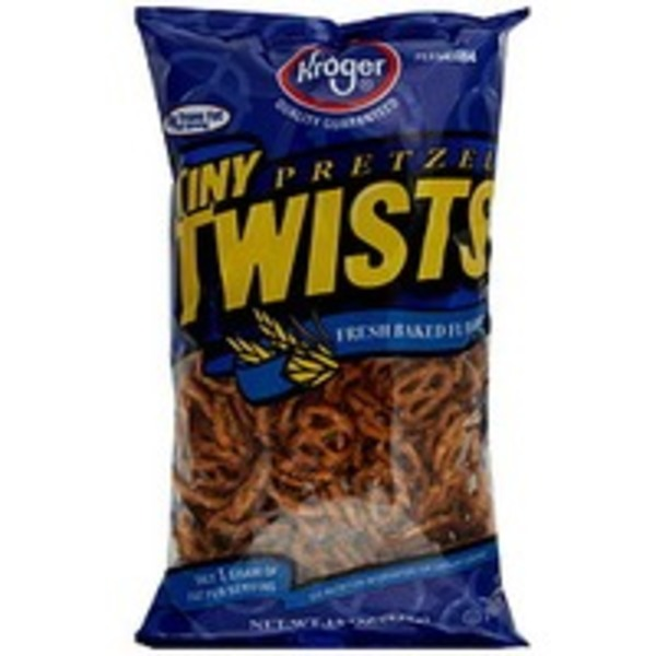 Kroger Tiny Pretzel Twists