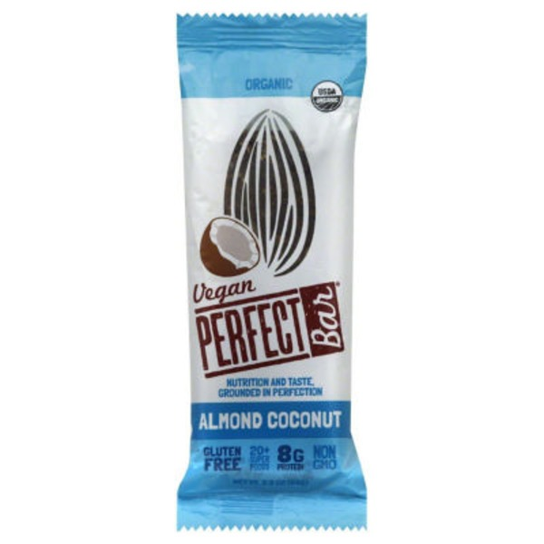 Perfect Bar Perfect Foods Almond Coconut Bar