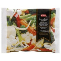 H-E-B Green Bean Stir Fry