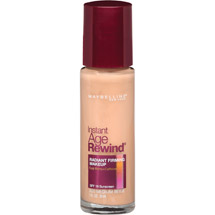 Maybelline Instant Age Rewind Liquid Foundation Medium Beige