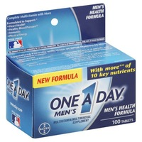 One A Day Men's Health Tablets Multivitamin/Multimineral Supplement