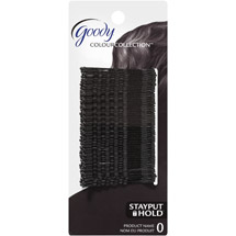 Goody Colour Collection Bobby Pins Black 48ct