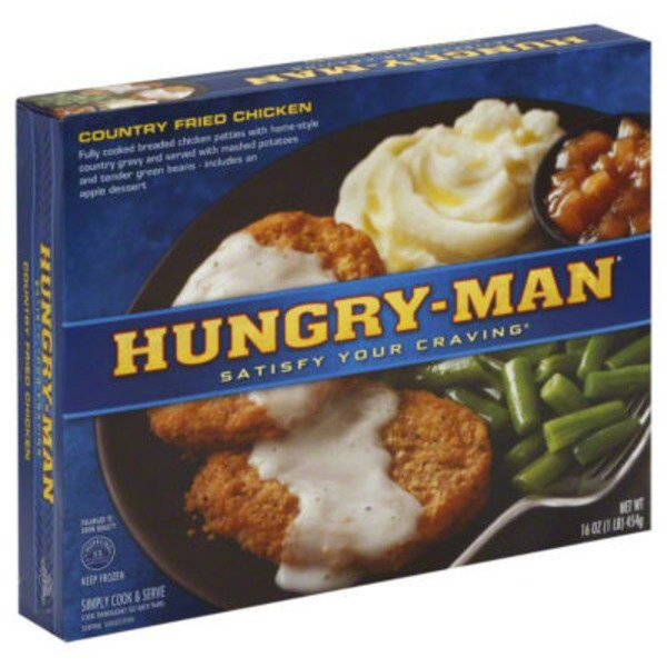 Hungry-Man Country Fried Chicken