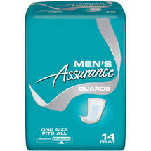 Assurance Men's Maximum Absorbency Guards