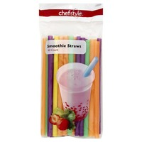 Chef Style Smoothie Straws