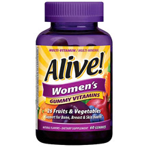 Alive! Women's Gummy Vitamins