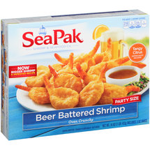 SeaPak Beer Battered Shrimp