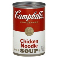 Campbell's Chicken Noodle Condensed Soup