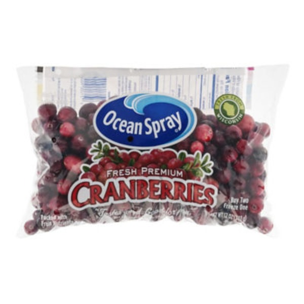 Ocean Spray Fresh Cranberries