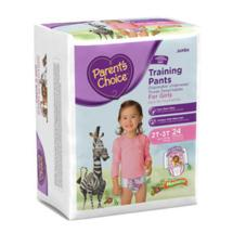 Parent's Choice Girls' Training Pants 2T-3T