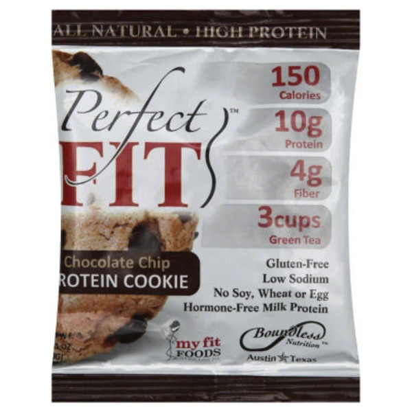 QuestBar C Chocolate Chip Protein Cookie