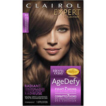 Clairol Expert Collection Age Defy Hair Color 5G Medium Golden Brown