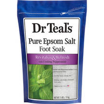 Dr.Teal's Pure Epsom Salt Foot Soak