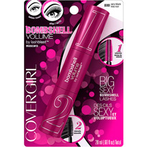 CoverGirl Bombshell Volume by Lashblast Mascara lb VERY BLACK 800