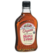 Maple Grove Farms Organics 100% Pure Maple Syrup