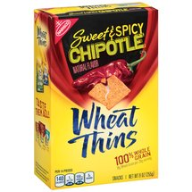 Nabisco Wheat Thins Sweet & Spicy Chipotle Snacks