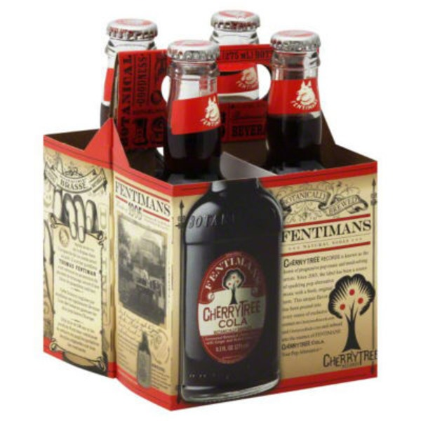 Fentimans Fentimans Cherrytree Cola