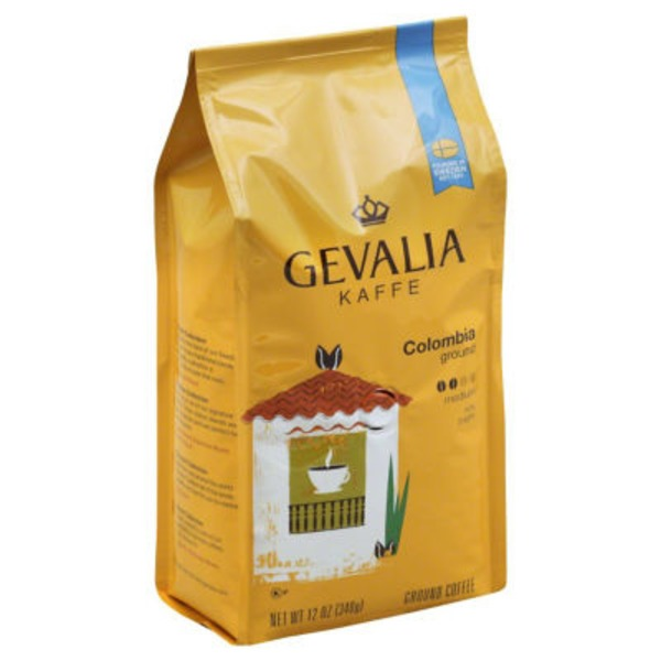 Gevalia Colombia Ground Coffee