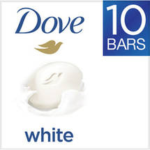 Dove Beauty Bars White
