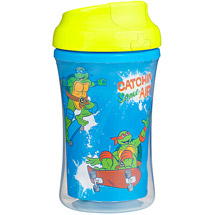 Gerber Graduate Teenage Mutant Ninja Turtles 9 Ounce Insulated Cup-Like Rim Cup
