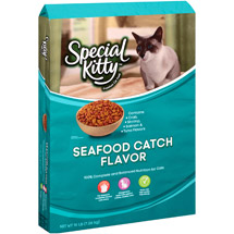 Special Kitty Seafood Catch Cat Food