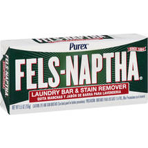 Fels Naptha Heavy Duty Laundry Bar Soap