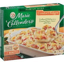 Marie Callenders Scalloped Potatoes & Ham In A Creamy Cheese Sauce Meal