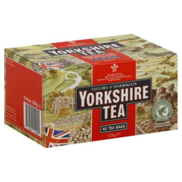 Taylors of Harrogate Yorkshire Tea - 40 CT