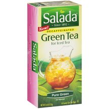 Salada Decaffeinated Green Tea for Iced Tea