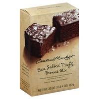 Central Market Sea Salted Truffle Brownie Mix