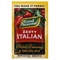 Good Seasons Zesty Italian Salad Dressing & Recipe Mix