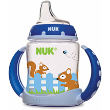 NUK Bird/Squirrel Pacifier Size 2 each