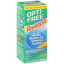Alcon Opti-Free Replenish Contact Lens Care Cleaning & Disinfecting Solution