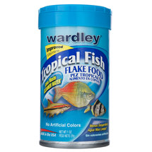 Wardley Tropical Fish Flakes