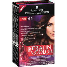 Schwarzkopf Keratin Color Hair Color 4.6 Intense Cocoa