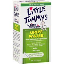 Little Remedies Little Tummies Gripe Water Herbal Supplement